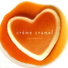 Crème Caramel – French Custard Pudding Recipe