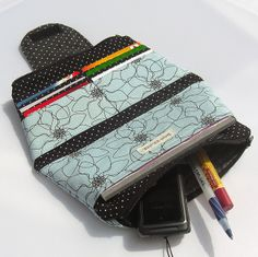 Dual Pocket Clutch - padded carry-all organizer | Flickr - Photo Sharing!