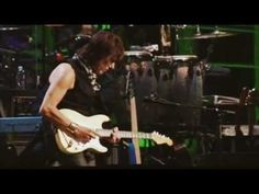 Jeff Beck with Stevie Wonder-Superstitious @ Madison Square Garden - YouTube