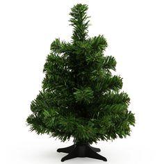 1ft Evergreen Christmas tree