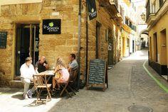 Rincones de Andalucía: Barrio del Pópulo (Cádiz) / Places in Andalucía: El Pópulo Neighborhood (Cádiz)