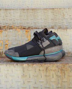 26f034bde Adidas Y-3 Qasa High  Chamel CBlack