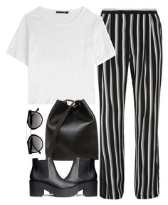 """Untitled #3489"" by london-wanderlust ❤ liked on Polyvore featuring Dorothy Perkins, rag & bone, 3.1 Phillip Lim, H&M, women's clothing, women's fashion, women, female, woman and misses"