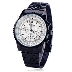 MEGIR 2009 Male Japan Quartz Watch with Date Display Luminous Pointer #>=#>=#>=#>=#> Click on the pin to check out discount price, color, size, shipping, etc. Save and like it!