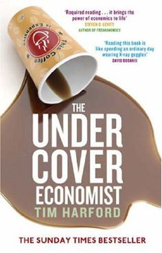 A really Econ 101 for those of us who needed a refresher! Full of interesting, real world examples about how an economist sees the world.