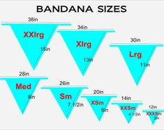 * * * sizing chart * * * please refer to this sizing chart to determine your pet bandana size. if you need a smaller size or a biggersize feel free to contact us with yourrequest. Puppy Bandana, Dog Clothes Patterns, Dog Crafts, Dog Pattern, Arrow Pattern, Pet Clothes, Dog Clothing, Diy Stuffed Animals, Dog Accessories