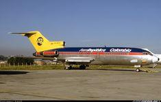Boeing 727-41 - Aero Republica Colombia