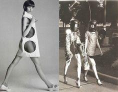 Fantascienza vintage: fashion