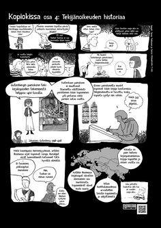 Kopiokissa osa 4. Tekijänoikeuden historiaa - Opettajan tekijänoikeusOpettajan tekijänoikeus