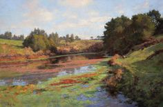 The Mission Gallery, Jim McVicker, Like Loleta, oil, 24 x 36.