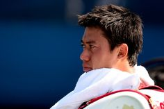 Kei Nishikori Photos - US Open: Day 10 - Zimbio
