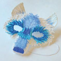 Snow Fox- 3Doodler pattern and instructions at the link