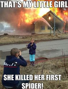 A Dad Proud Of His Little Girl