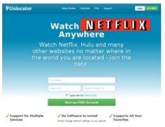 Watch cool movies using the US Netflix network, it has the most online movies of all countries.