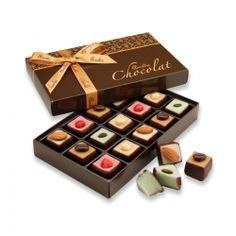 our collection - Chocolate Selections - Marzipan Chocolates - Amelie Chocolat