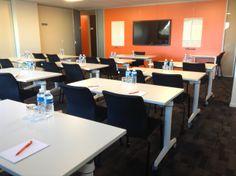 1 des salles de cours