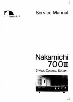 nakamichi 1000 mkii mk2 original service manual windows xp rh pinterest com nakamichi user guide sr-3a nakamichi user guide sr-3a