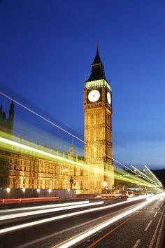 Long exposure photography of Big Ben #Phortography