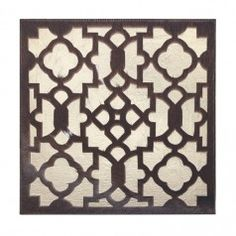 Casablanca Brown/Pewter Placemats | Gracious Style