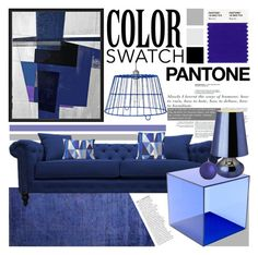"""Pantone colors watch"" by never-alone ❤ liked on Polyvore featuring interior, interiors, interior design, home, home decor, interior decorating, South Cone, Haziza, Universal Lighting and Decor and Kartell"