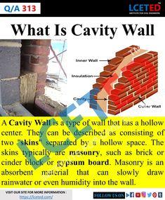 Civil Engineering Handbook, Engineering Notes, Civil Engineering Design, Civil Engineering Construction, Construction Design, Stair Stringer Calculator, Brick Wall Drawing, Types Of Foundation, Masonry Work
