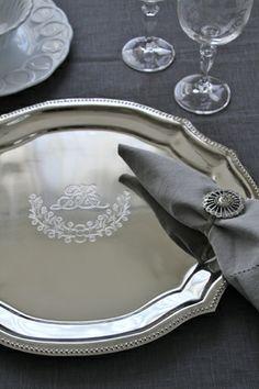 Taca czy podkładka- zdecyduj sama! Nie pożałujesz tego zakupu! Do nabycia tutaj: http://www.hamptons.pl/produkty/taca-bella/3655/
