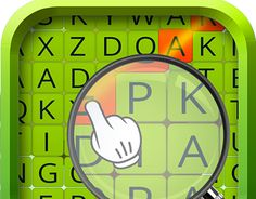 """Check out new work on my @Behance portfolio: """"Word search with Friends"""" http://on.be.net/1M0CDB4"""