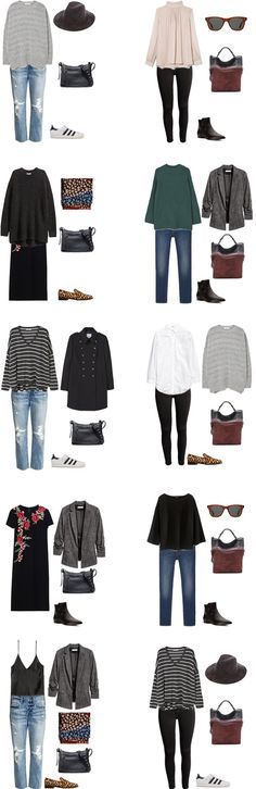 What to Wear in London England Outfit Options