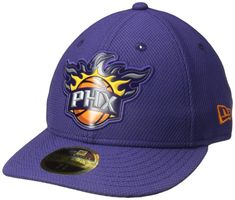 on sale fa137 eb3c7 NBA Phoenix Suns Adult Bevel Team Low Profile 59FIFTY Fitted Cap,  14.77
