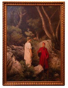 Dante Alighieri, Michelangelo, Art History, Opera, Religion, Artwork, Painting, Bb, Friends