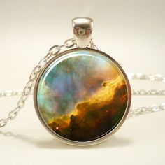 Omega Nebula Necklace