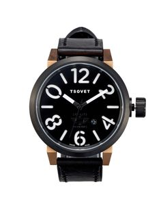 Tsovet Rose Gold Watch