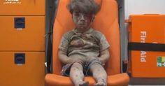 'Lágrimas começaram a cair', diz autor de foto do menino Omran na Síria