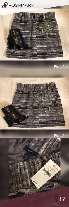Gap Printed Skirt with Pockets Size Small NEW Gap New Printed Skirt with Pockets Size Small GAP Skirts