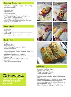 Ashy Bines Food Recipes
