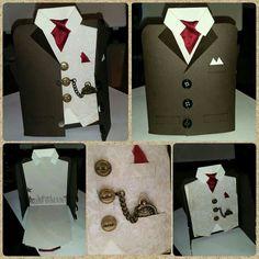 Card Boy dress konfirmasjon