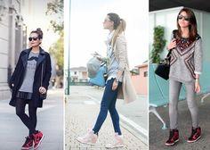 Deportivas de plataforma  /platform sneakers