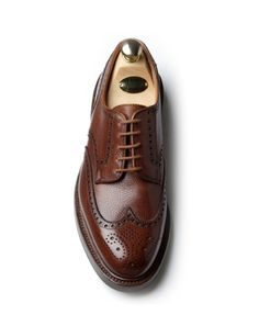 Wingtips are back- Love these!