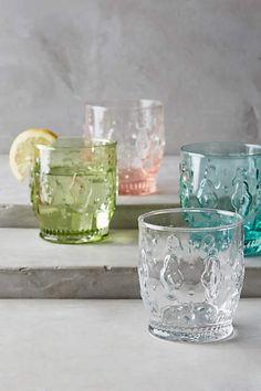 Granada Juice Glass - anthropologie.com