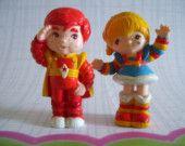 rainbow brite miniatures