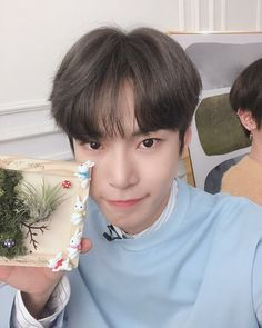 he is so pretty♡ his babies he holds are cute • ©®naverxdispatch • ๑ #doyoung #도영 #ドヨン #どよん #道英 #โดยอง #nct #nctu #nct127 #NCT2019…