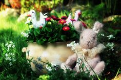 Happy Easter Holidays!  Spring is my favorite time of the year. I always love planting flowers in autumn and then I am not sure what will flowers I will see around. It is my favorite loterry I play every year.  I wish you all a nice spring with many flourishing flowers!