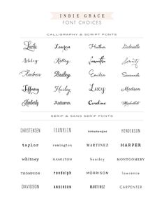 Awesome Fonts!