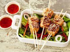 Lohivartaat valmistuvat grillissä kesän ruokapöytään. http://www.yhteishyva.fi/ruoka-ja-reseptit/reseptit/lohivartaat/014505