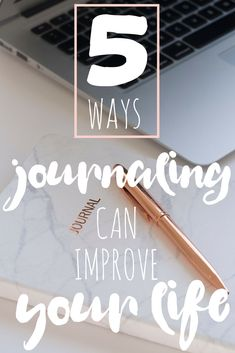 5 ways journaling can improve and change your life for the better using Diane Sherry Case's Write for Recovery book. Increase creativity and mindfulness, process emotions, and be mentally stronger.