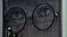 Dr. T.J  Eckleburg billboard