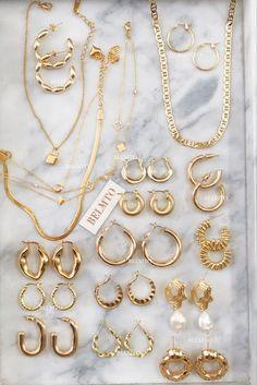 Ear Jewelry, Trendy Jewelry, Dainty Jewelry, Cute Jewelry, Gold Jewelry, Jewelry Accessories, Fashion Accessories, Fashion Jewelry, Women Jewelry