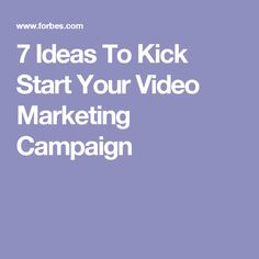 7 Ideas To Kick Star