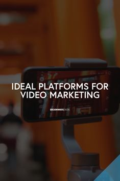 As videos are getting more and more in demand in the digital marketing world, you might be wondering what could be the ideal platform for video marketing. Check out this article: Digital Marketing, Platform, Videos, Check, Heel, Wedge, Heels