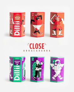 Cookies Diilli https://www.behance.net/gallery/18886279/Dillii-Packaging